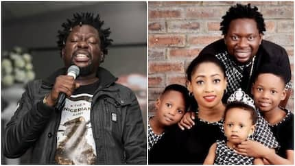 Comedian Klint Da Drunk and wife Lilien reportedly part their ways after 10 years together