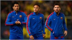 Lionel Messi reveals he still has 1 thing in common with former Barcelona teammates Neymar and Luis Suarez