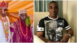 This deserves open condemnation: Dele Momodu knocks KWAM1 for 'disrespecting' Oluwo of Iwo in video