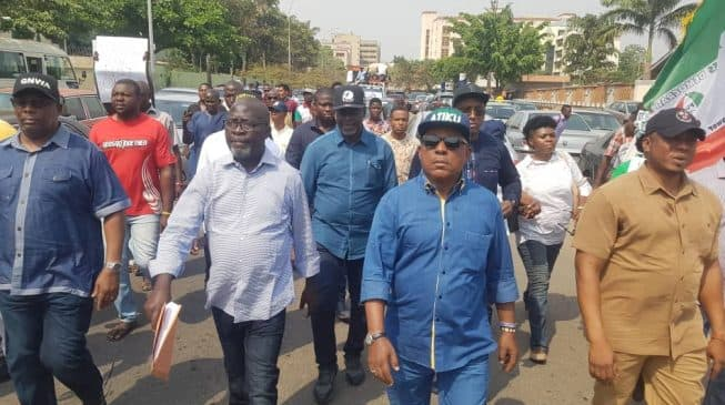 Nigeria ruled by rule of law will be prosperous, PDP