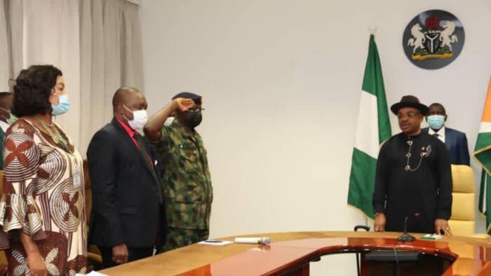 Governor Udom Emmanuel mourns Akwa Ibom NYSC autocrash victims