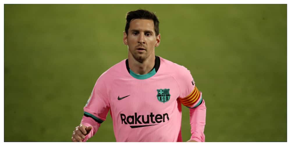 Lionel Messi: Tebas claims star's reputation will drop if he joins City