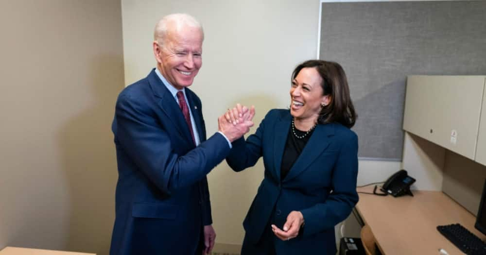 The United States President-Elect Joe Biden and his Vise Kamala Harris. Photo: Joe Biden