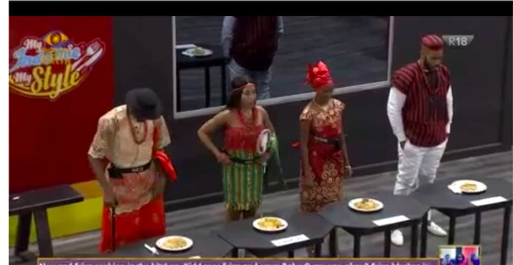 Indomie celebrates the beauty in cultural diversity in the BBNAIJA house