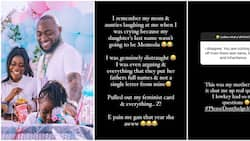 Sophia Momodu recounts how she never wanted Imade to take Davido's surname, says 'I was pained'