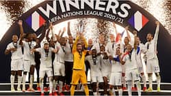 France win 2nd edition of UEFA Nation League with narrow win over Spain