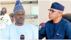 How Ibikunle Amosun slowed the pace of my administration - Governor Abiodun