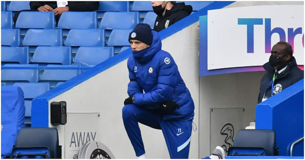 Tuchel given condition to keep Chelsea job barely days after he replaced Lampard