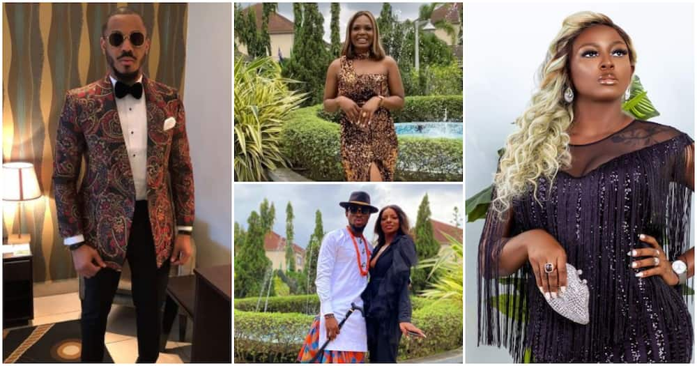 BBNaija 2020 finale: Stunning outfits rocked by ex-housemates (photos)