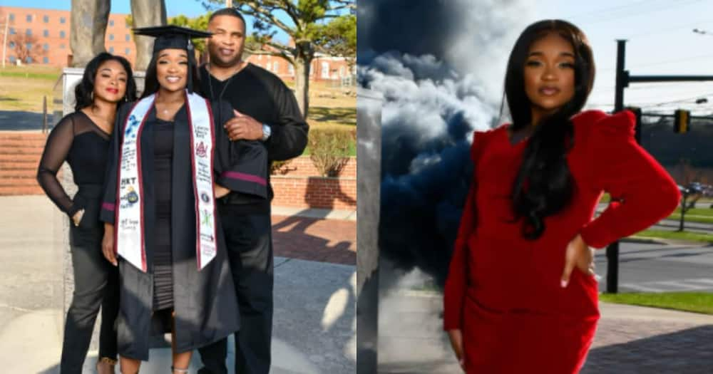 It is a blessing to graduate in 4 years - Lady reveals as she bags degree in Mechanical Engineering