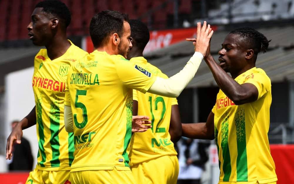 Nigerian star scores one, assist another as top European team cruise to 4-1 victory