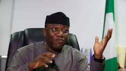 Ekiti 2022: Nigerian governor says no political position is worth the blood of anybody