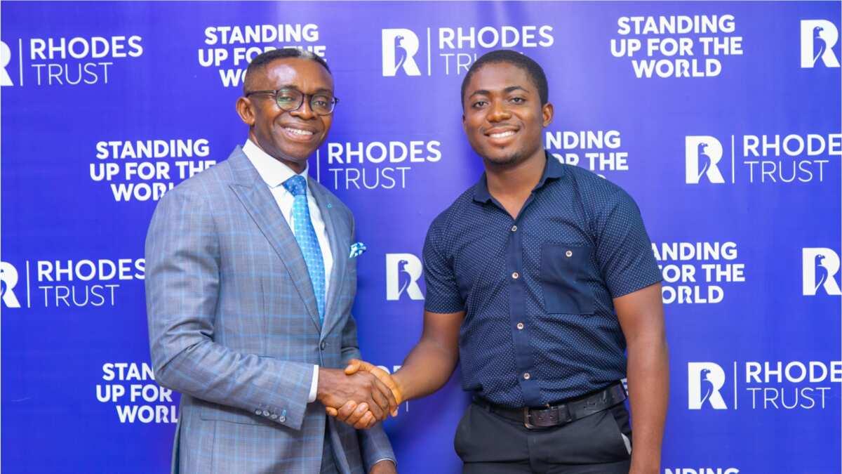 Godwin Nwangele emerges 2020 Rhodes Scholar-Elect for West Africa