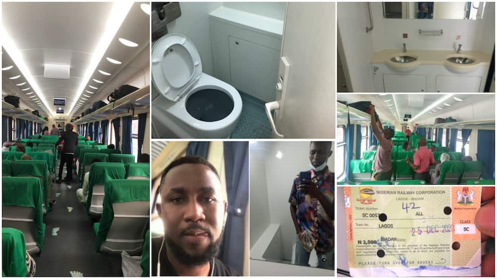 Speed train service plying Lagos and Ibadan get amazing reception from riders