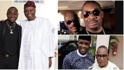 8 Nigerian celebrities who look a lot like their fathers (photos)