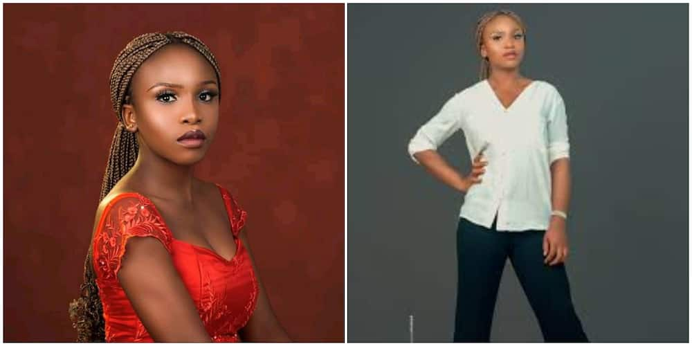 Nigerian lady who speaks Spanish and other 8 foreign languages well without leaving the shores of the country
