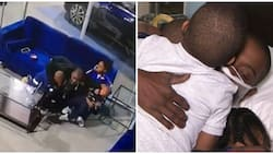 Man who was fired from his jobs after saving his three kids from gunfire gets N125 million from strangers