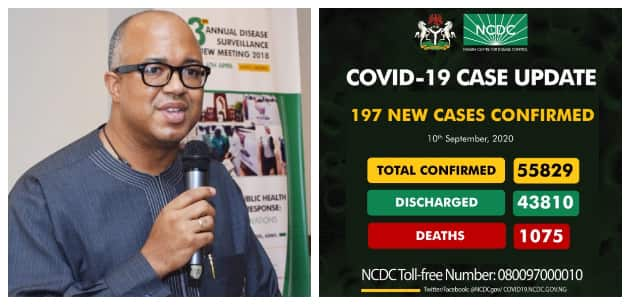 COVID-19: NCDC sends warning to airlines as Nigeria records 197 new cases