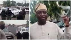 I will detain you if you tell me sorry because my mother is dead: Lagos police boss says in video, many react
