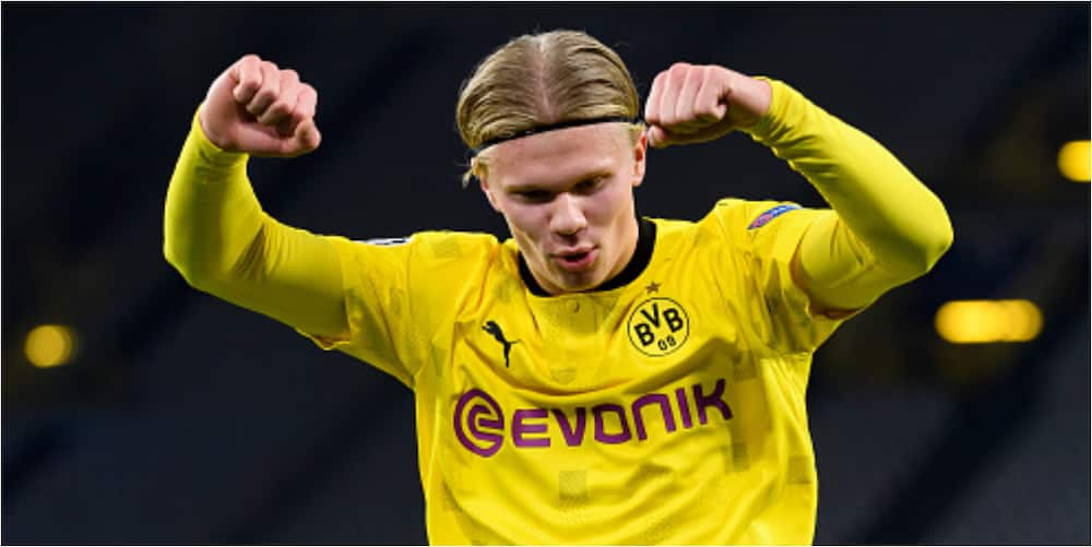 Erling Haaland: Barcelona presidential aspirant Rousand reveals plans to buy youngster