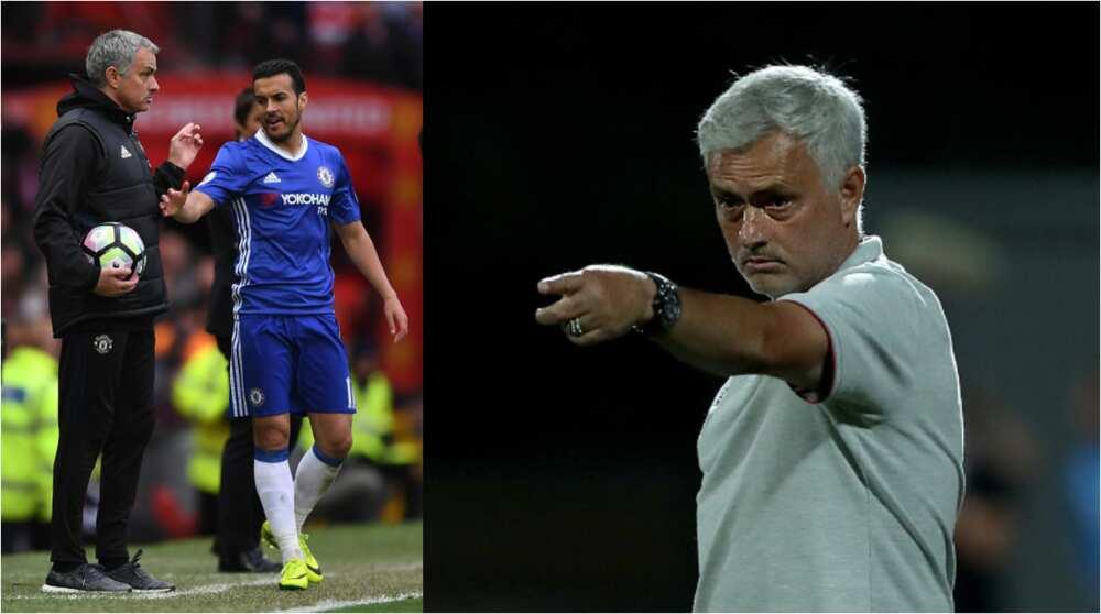 Former Chelsea star 'attacks' Jose Mourinho over unfair treatment before summer transfer to Lazio