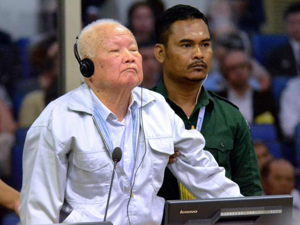 Cambodia: Khmer Rouge 2 surviving leaders found guilty of genocide, sentenced to life imprisonment