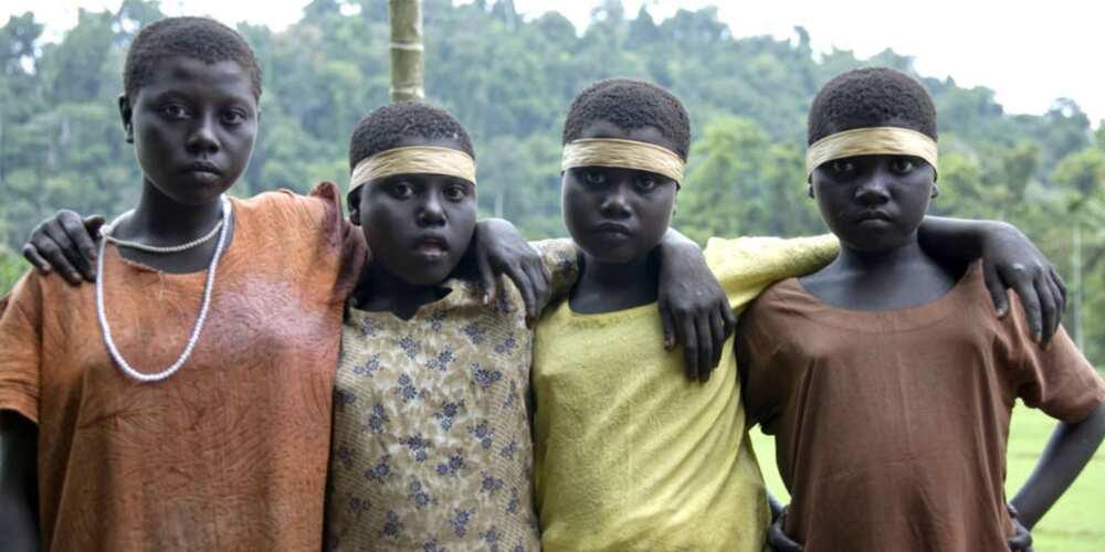 Kabilar Jarawa: Jama'ar kasar India da masana'antar Bollywood bata bayyanawa