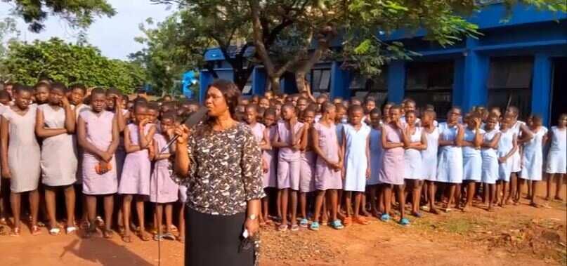 Principal of Queens School Enugu sends SOS to security agencies to rescue traumatized female students