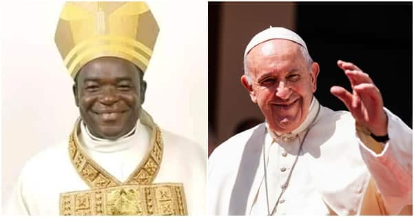 Bishop Matthew Kukah gets special appointment from Pope Francis