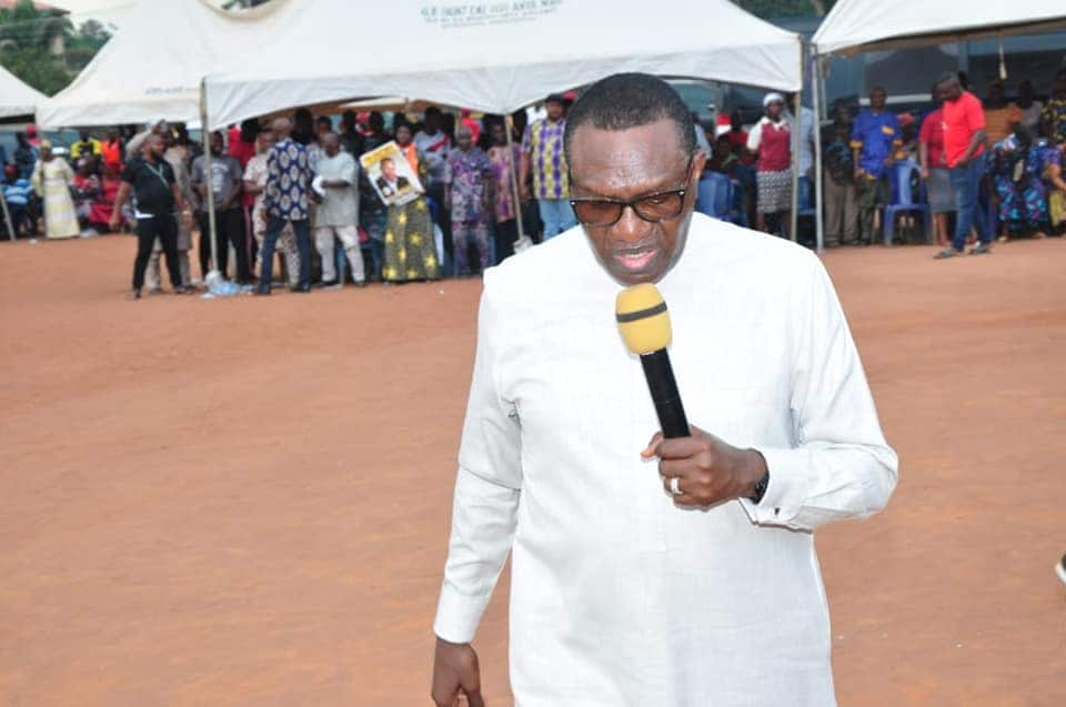Andy Uba has been congratulated on his emergence as governorship candidate in Anambra.