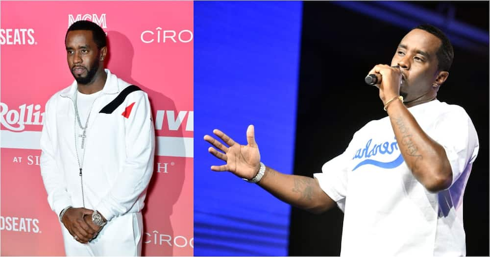 Diddy celebrates reaching a half-century milestone. Source: Getty Images