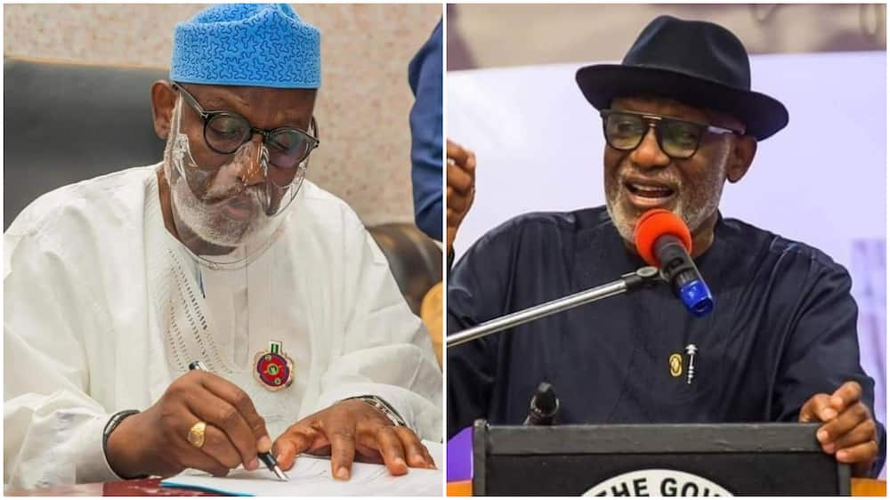Ondo Governor Akeredolul Signs Anti-Open Grazing Bill into Law