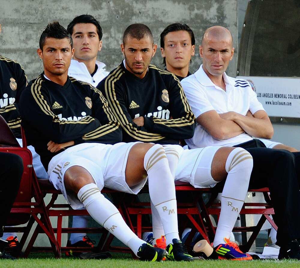 Karim Benzema's stats show he is more effective to Zidane's team than Ronaldo
