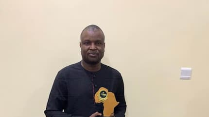 Abba Kyari wins Africa's best police detective of the year award (photos)