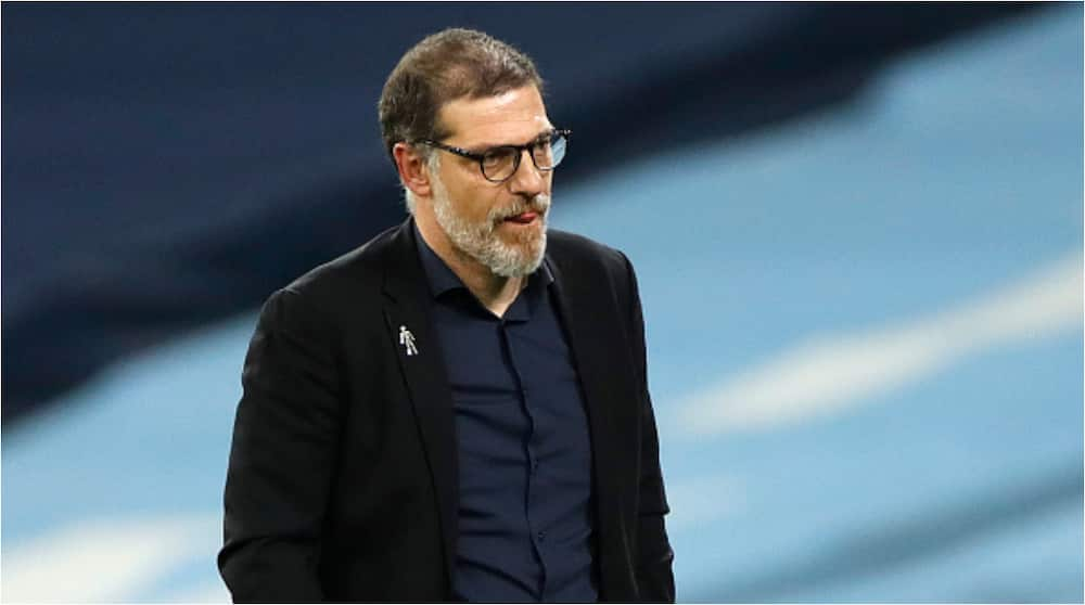 Slaven Bilic sacked as West Brom manager with Baggies 19th in Premier League