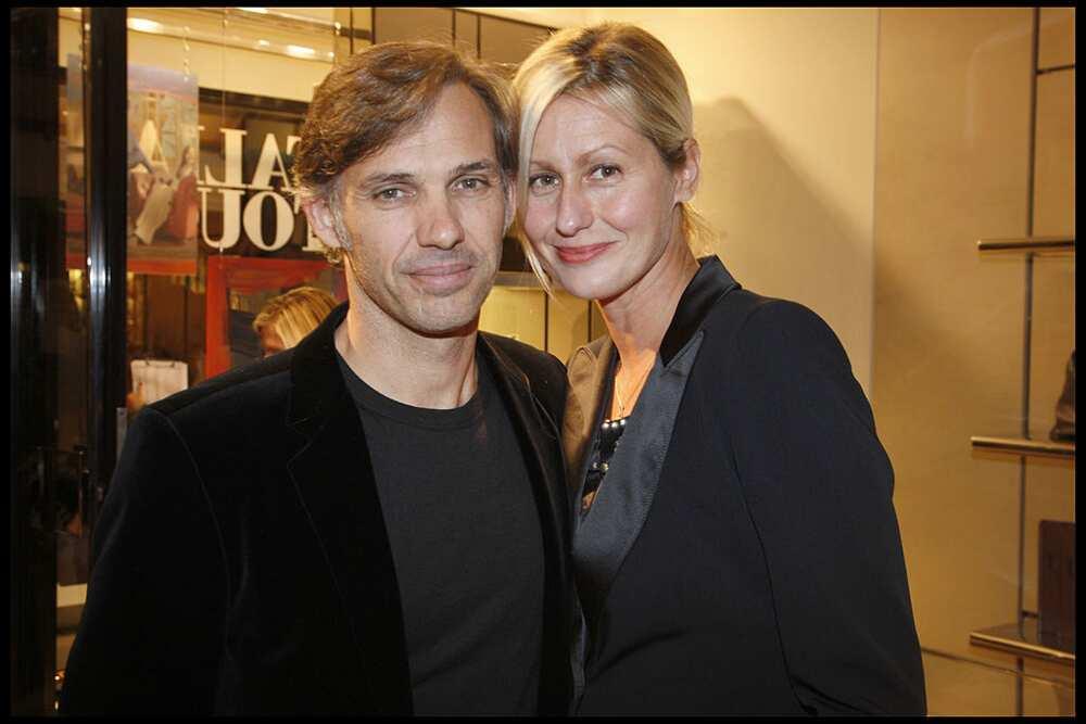 Paul et Luana Belmondo