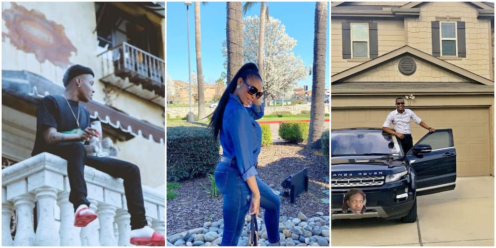 Balling Hard: 5 Nigerian Celebrities who Own Houses Abroad