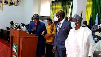 Begin to pack your load now - PDP issues quit notice to APC governor