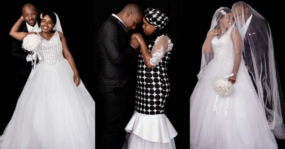 Couple who grew up together gets married after 27 years Pls export