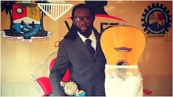 I would die without it in my life - Handsome man says as he marries his guitar (photo)