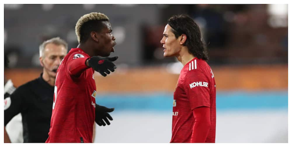 What Pogba said about Man United striker that could get other players angry