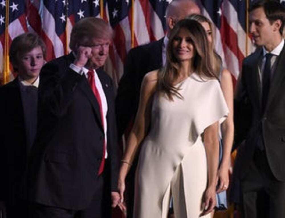 Bayan shan mugun kaye, matar Trump ta shirya tsinke igiyar aurensu - Tsohuwar hadimarta