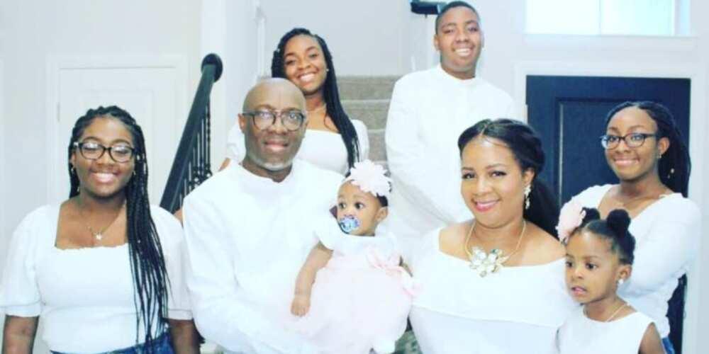 Veteran Fuji musician Adewale Ayuba shares lovely family photo to celebrate Christmas