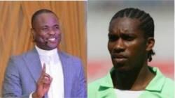 Top Nigerian pastor blasts Okocha, makes heartbreaking statement that will annoy the Super Eagles legend