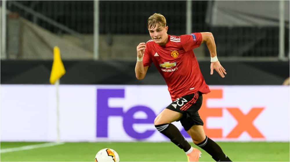Brandon Williams: Bayer Leverkusen contact Manchester United about move for full-back