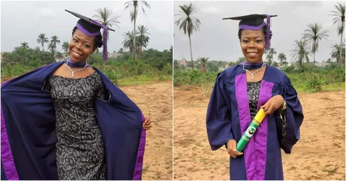 Meet Jane Onyinyechi Ogwo the best graduating student at FUTO, she finished with a 4.9 CGPA