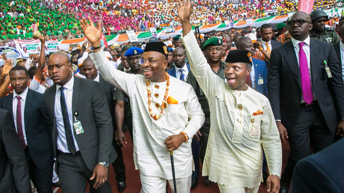 Osinbajo to commission key projects as Akwa Ibom celebrates 32 years of statehood - Legit.ng