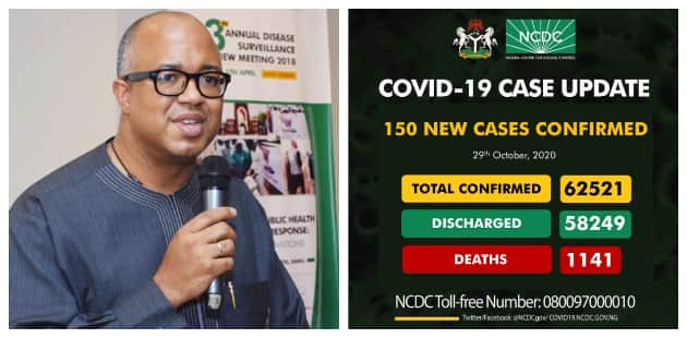 Lagos tops high-risk states as NCDC records more cases