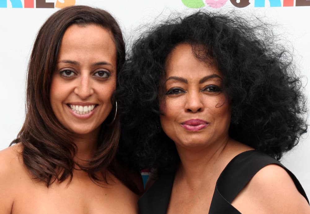who is Diana Ross daughter