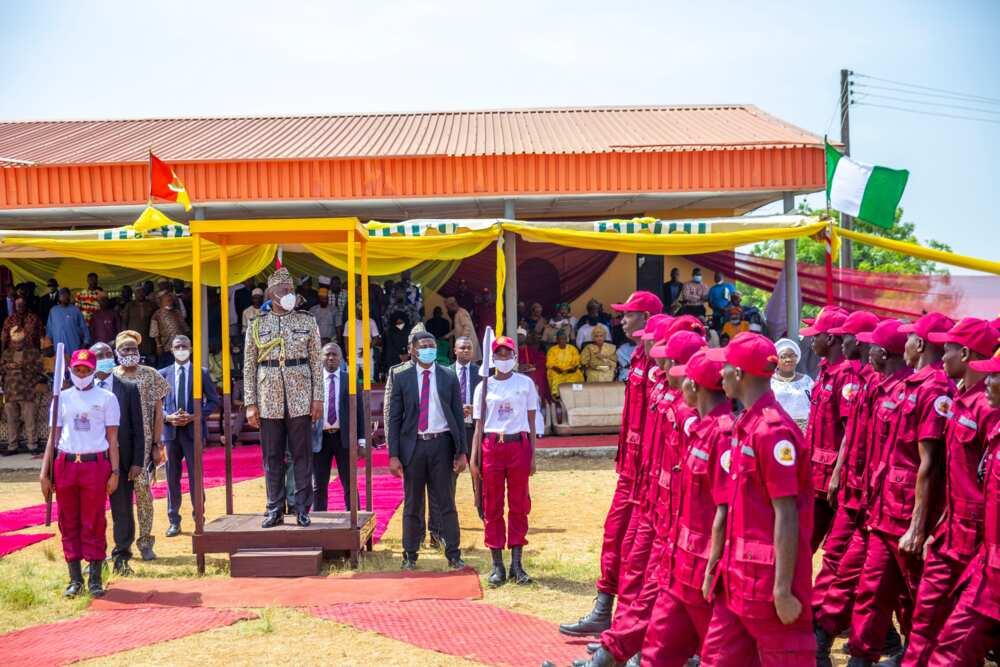 Sad News as gunmen kill Amotekun operative in Oyo state
